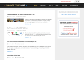 Dangerzonejobs.com thumbnail