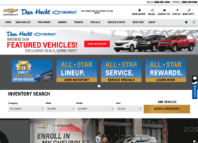 Danhechtchevy Com At Wi Dan Hecht Chevrolet In Effingham Champaign And Terre Haute Vehicle