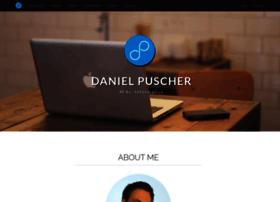 Daniel-puscher.de thumbnail