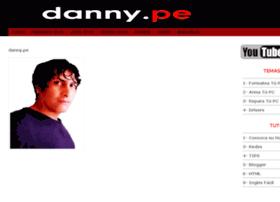 Danny.pe thumbnail