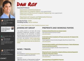 Danroy.org thumbnail