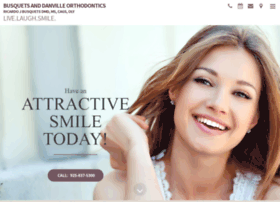 Danvilleorthodontics.net thumbnail