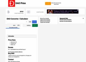 Dao.price.exchange thumbnail