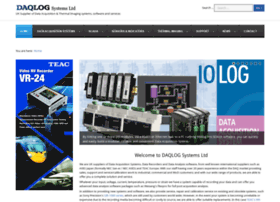 Daqlog-systems.co.uk thumbnail