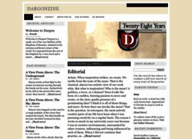 Dargonzine.org thumbnail