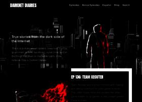 Darknetdiaries.com thumbnail