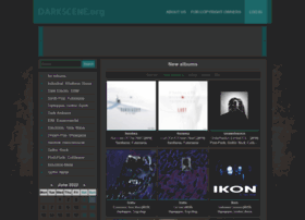 Darkscene.org thumbnail