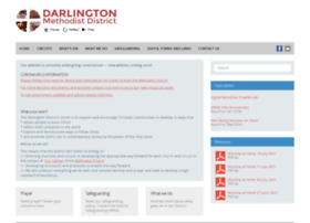 Darlingtonmethodistdistrict.org.uk thumbnail