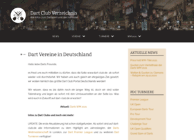 Dart-club.de thumbnail