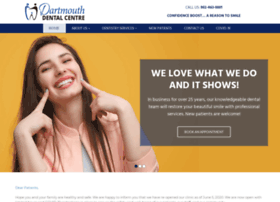 Dartmouthdental.ca thumbnail