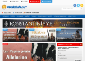 Darulhilafe.org thumbnail