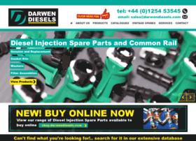 Darwendiesels.com thumbnail