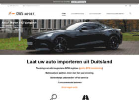 Dasautoimport.nl thumbnail