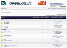 Dasblog.lt thumbnail