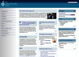 Dasgastroenterologieportal.de thumbnail