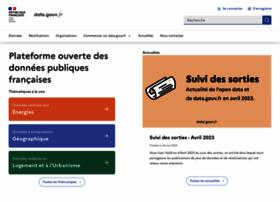Data.gouv.fr thumbnail