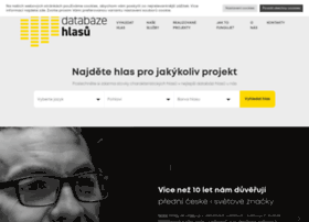 Databaze-hlasu.cz thumbnail