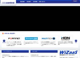 Datacontrol.co.jp thumbnail