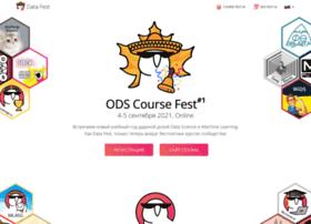 Datafest.ru thumbnail