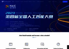 Datafountain.cn thumbnail
