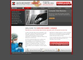 Datarecovery.ca thumbnail