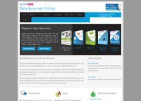 Datarecoveryutility.net thumbnail