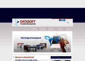 Datasoftindia.org thumbnail