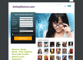 Dating4gamers.com thumbnail
