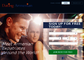 armenians dating site Infusing history with myth, armenian americans vilify the republic of turkey the relocation of armenians, which have been reviewed by historians to date,.