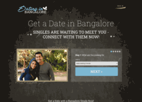 Blind dating bangalore