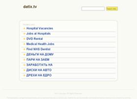 Datix.tv thumbnail