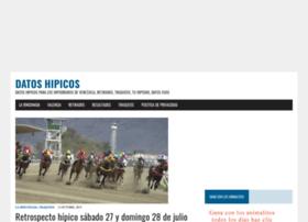 Datoshipicos.com.ve thumbnail