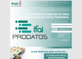 Datospersonales.org.mx thumbnail