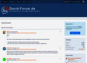 David-forum.de thumbnail