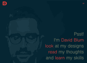 Davidblum.ch thumbnail