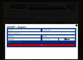 Davietjal.org thumbnail
