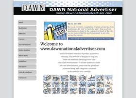 Dawnnationaladvertiser.com thumbnail