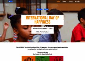Dayofhappiness.net thumbnail