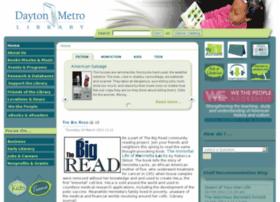 Daytonlibrary.org thumbnail