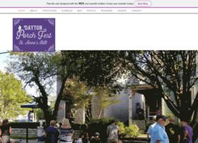 Daytonporchfest.org thumbnail