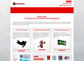 Dcfire.co.uk thumbnail