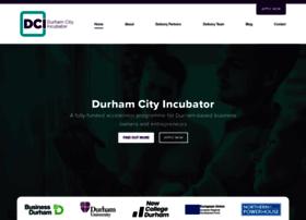 Dcincubator.co.uk thumbnail