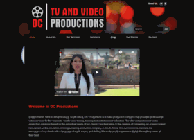 Dcproductions.co.za thumbnail