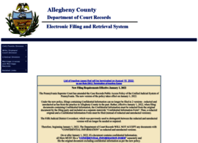 Dcr.alleghenycounty.us thumbnail