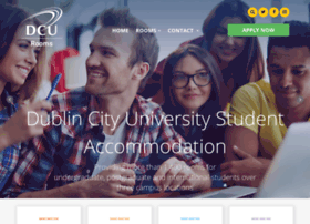 Dcuaccommodation.ie thumbnail