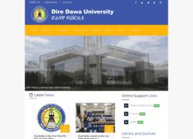 Ddu.edu.et thumbnail
