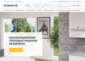 De-dietrich.com.ru thumbnail