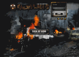 Deadland.net thumbnail