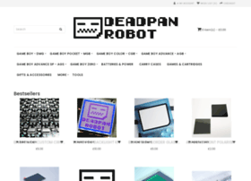 Deadpanrobot.co.uk thumbnail