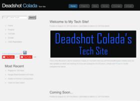 Deadshotcolada.net thumbnail